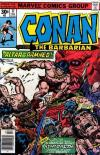 Conan the Barbarian #71 comic books - cover scans photos Conan the Barbarian #71 comic books - covers, picture gallery