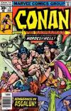 Conan the Barbarian #72 comic books - cover scans photos Conan the Barbarian #72 comic books - covers, picture gallery