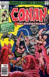Conan the Barbarian #73 comic books - cover scans photos Conan the Barbarian #73 comic books - covers, picture gallery