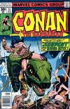 Conan the Barbarian #74 comic books - cover scans photos Conan the Barbarian #74 comic books - covers, picture gallery