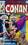 Conan the Barbarian #76 comic books - cover scans photos Conan the Barbarian #76 comic books - covers, picture gallery