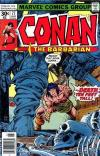 Conan the Barbarian #77 comic books - cover scans photos Conan the Barbarian #77 comic books - covers, picture gallery