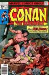 Conan the Barbarian #78 comic books - cover scans photos Conan the Barbarian #78 comic books - covers, picture gallery
