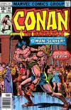 Conan the Barbarian #80 comic books - cover scans photos Conan the Barbarian #80 comic books - covers, picture gallery