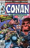 Conan the Barbarian #81 comic books - cover scans photos Conan the Barbarian #81 comic books - covers, picture gallery