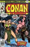 Conan the Barbarian #82 comic books - cover scans photos Conan the Barbarian #82 comic books - covers, picture gallery