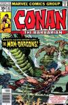 Conan the Barbarian #83 comic books - cover scans photos Conan the Barbarian #83 comic books - covers, picture gallery