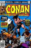 Conan the Barbarian #84 comic books - cover scans photos Conan the Barbarian #84 comic books - covers, picture gallery