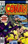 Conan the Barbarian #87 comic books - cover scans photos Conan the Barbarian #87 comic books - covers, picture gallery