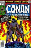 Conan the Barbarian #88 comic books - cover scans photos Conan the Barbarian #88 comic books - covers, picture gallery