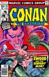Conan the Barbarian #89 comic books - cover scans photos Conan the Barbarian #89 comic books - covers, picture gallery