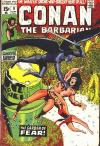 Conan the Barbarian #9 comic books - cover scans photos Conan the Barbarian #9 comic books - covers, picture gallery