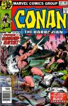 Conan the Barbarian #91 comic books - cover scans photos Conan the Barbarian #91 comic books - covers, picture gallery