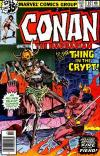 Conan the Barbarian #92 comic books - cover scans photos Conan the Barbarian #92 comic books - covers, picture gallery