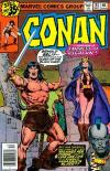 Conan the Barbarian #93 comic books - cover scans photos Conan the Barbarian #93 comic books - covers, picture gallery