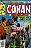 Conan the Barbarian #94 comic books - cover scans photos Conan the Barbarian #94 comic books - covers, picture gallery