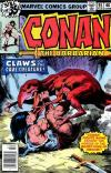 Conan the Barbarian #95 comic books - cover scans photos Conan the Barbarian #95 comic books - covers, picture gallery