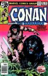 Conan the Barbarian #96 comic books - cover scans photos Conan the Barbarian #96 comic books - covers, picture gallery