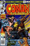 Conan the Barbarian #97 comic books - cover scans photos Conan the Barbarian #97 comic books - covers, picture gallery