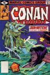 Conan the Barbarian #98 comic books - cover scans photos Conan the Barbarian #98 comic books - covers, picture gallery