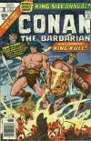Conan the Barbarian #3 comic books - cover scans photos Conan the Barbarian #3 comic books - covers, picture gallery