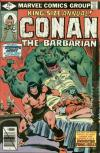 Conan the Barbarian #5 comic books - cover scans photos Conan the Barbarian #5 comic books - covers, picture gallery
