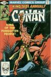 Conan the Barbarian #6 comic books - cover scans photos Conan the Barbarian #6 comic books - covers, picture gallery