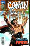 Conan the Barbarian: The Usurper #2 comic books - cover scans photos Conan the Barbarian: The Usurper #2 comic books - covers, picture gallery