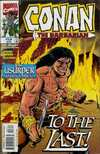 Conan the Barbarian: The Usurper #3 comic books - cover scans photos Conan the Barbarian: The Usurper #3 comic books - covers, picture gallery