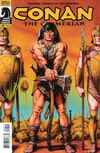 Conan the Cimmerian #8 comic books - cover scans photos Conan the Cimmerian #8 comic books - covers, picture gallery