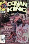 Conan the King Comic Books. Conan the King Comics.
