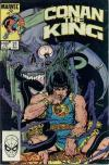 Conan the King #21 comic books - cover scans photos Conan the King #21 comic books - covers, picture gallery