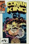 Conan the King #22 comic books - cover scans photos Conan the King #22 comic books - covers, picture gallery