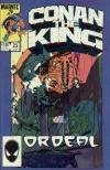 Conan the King #23 comic books - cover scans photos Conan the King #23 comic books - covers, picture gallery