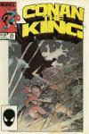 Conan the King #25 comic books - cover scans photos Conan the King #25 comic books - covers, picture gallery