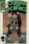 Conan the King #27 comic books - cover scans photos Conan the King #27 comic books - covers, picture gallery