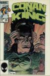 Conan the King #29 comic books - cover scans photos Conan the King #29 comic books - covers, picture gallery
