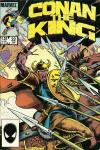 Conan the King #32 comic books - cover scans photos Conan the King #32 comic books - covers, picture gallery