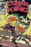 Conan the King #40 comic books - cover scans photos Conan the King #40 comic books - covers, picture gallery