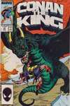 Conan the King #44 Comic Books - Covers, Scans, Photos  in Conan the King Comic Books - Covers, Scans, Gallery