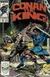 Conan the King #45 comic books - cover scans photos Conan the King #45 comic books - covers, picture gallery