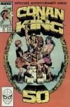 Conan the King #50 comic books for sale