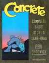 Concrete: Complete Short Stories 1986-1989 comic books