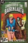 Conqueror of the Barren Earth #2 Comic Books - Covers, Scans, Photos  in Conqueror of the Barren Earth Comic Books - Covers, Scans, Gallery