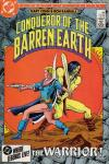 Conqueror of the Barren Earth #3 Comic Books - Covers, Scans, Photos  in Conqueror of the Barren Earth Comic Books - Covers, Scans, Gallery