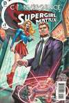 Convergence Supergirl/Matrix comic books