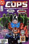 Cops #10 comic books - cover scans photos Cops #10 comic books - covers, picture gallery
