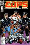 Cops #5 comic books - cover scans photos Cops #5 comic books - covers, picture gallery