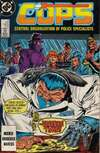 Cops #6 comic books - cover scans photos Cops #6 comic books - covers, picture gallery