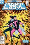 Cosmic Boy #2 comic books - cover scans photos Cosmic Boy #2 comic books - covers, picture gallery